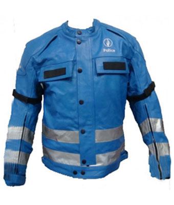 Belgische Politie motorjassen