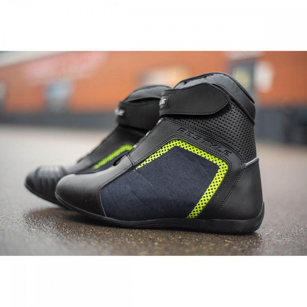 Carlos Denim sneakers