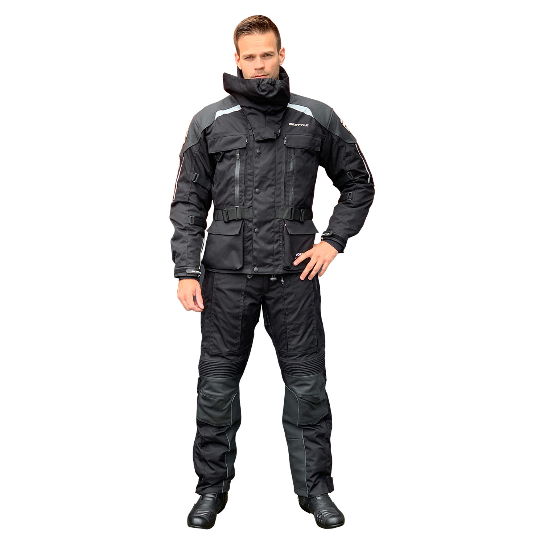 Instructor III motorpak- Black- CE-level II PROTECTIE