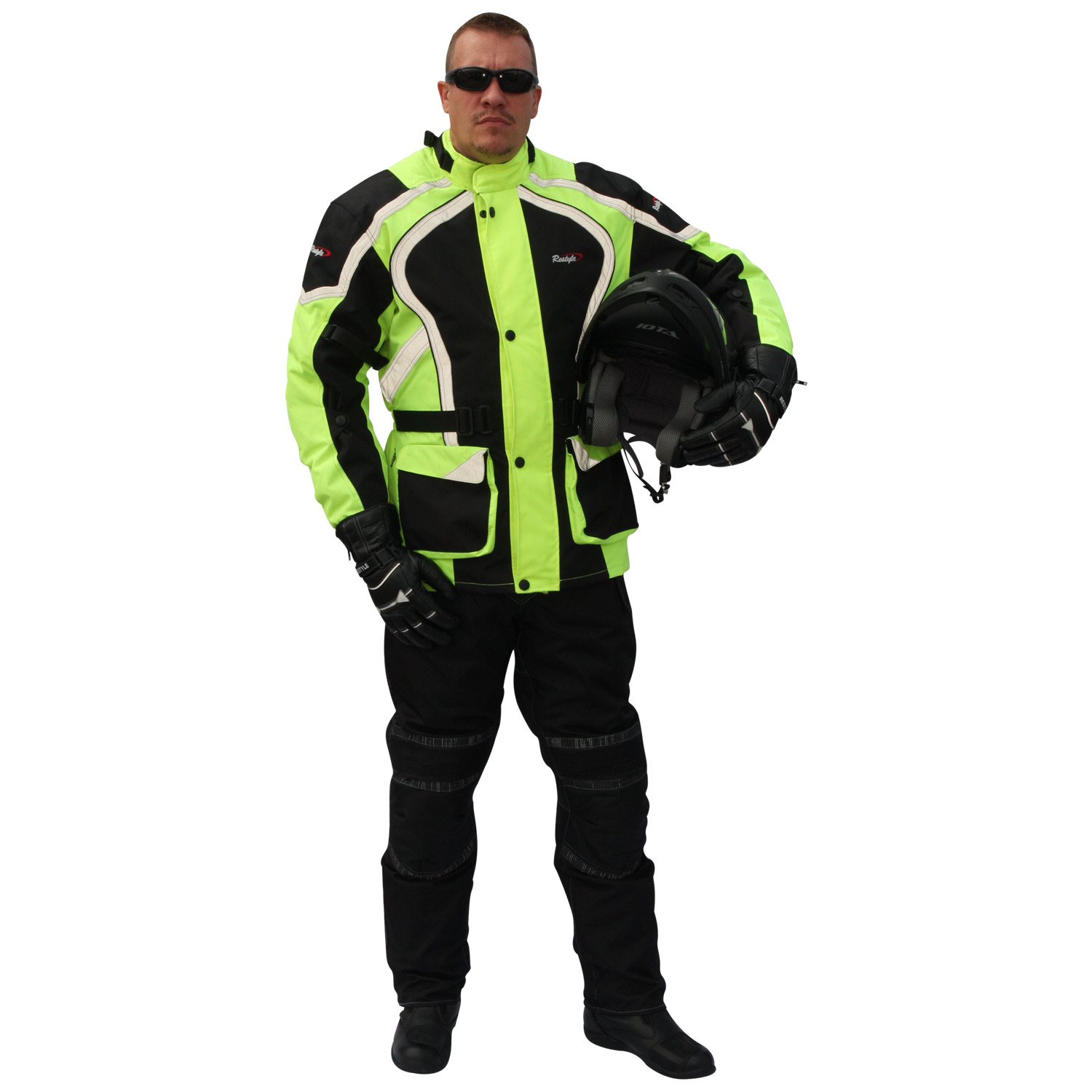 Dynatec Fluo All Weather Pak