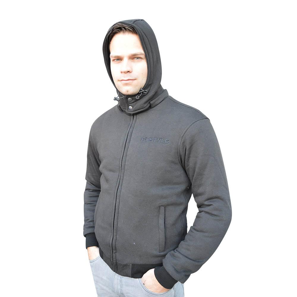 Hoody Mr. Waterproof- 100% Kevlar- Black