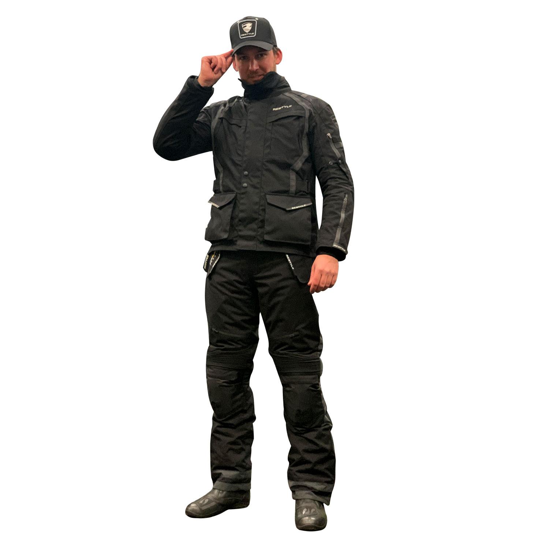 Dynatec Black Type III maatpak  / CE-Level II protectie