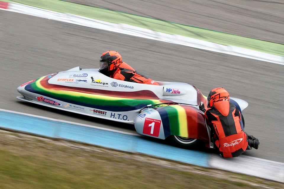 Side-Car Racing motorpakken