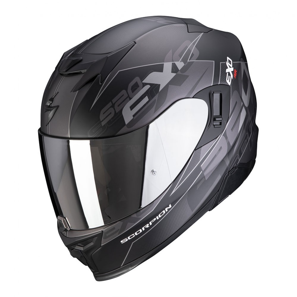 SCORPION EXO-520 AIR Covert design grijs zwart