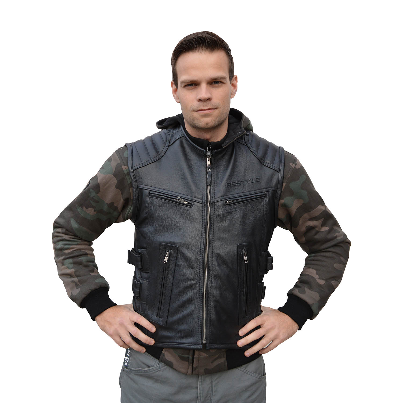 Houston bikers vest